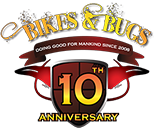 Bikes and Bugs Logo